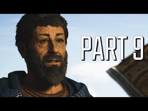 ASSASSIN'S CREED ODYSSEY | Part 9 | HERODOTOS! | Complete Walkthrough Gameplay | Game Review