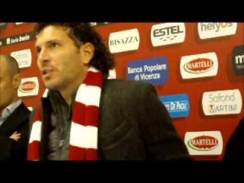 La presentazione di Alessandro Dal Canto