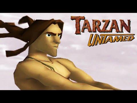 Tarzan Untamed Full Gameplay Walkthrough ( Longplay 4K)
