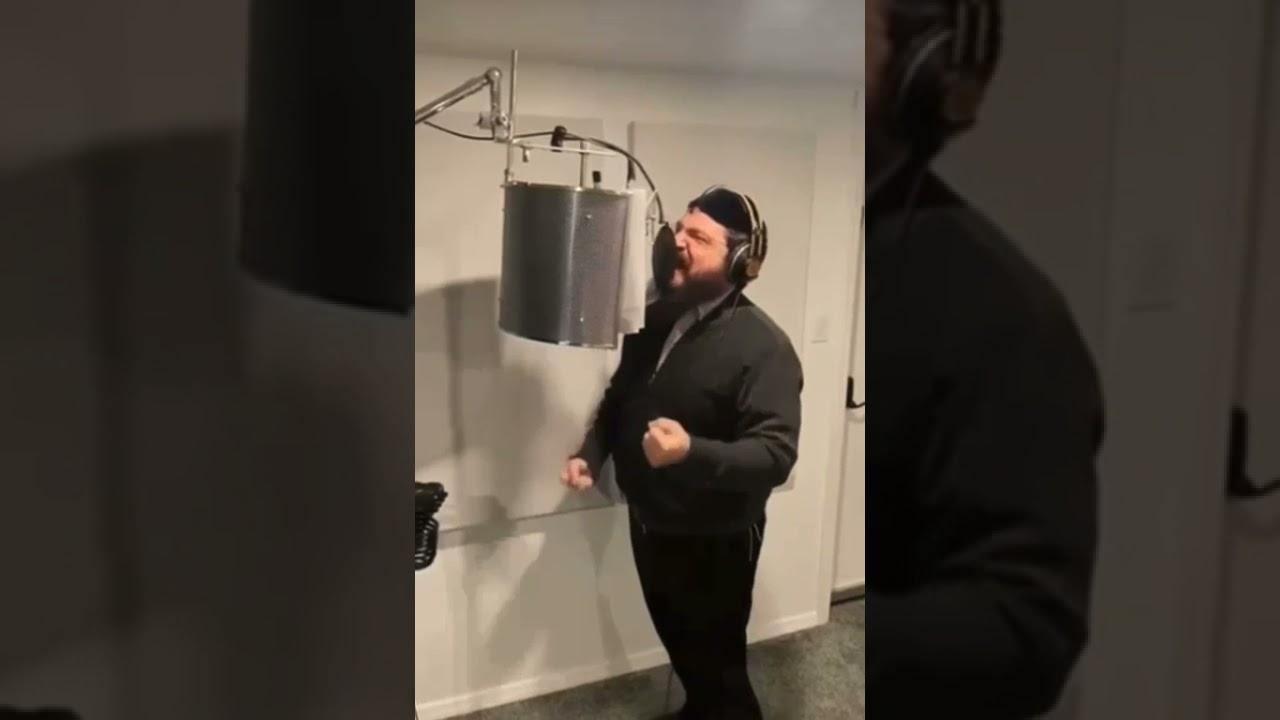 BENNY FRIEDMAN SINGING INCREDIBLE VOICE!!
