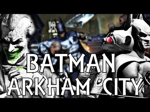 BATMAN ARKHAM CITY [INTEL HD 4000, i3-3110M]
