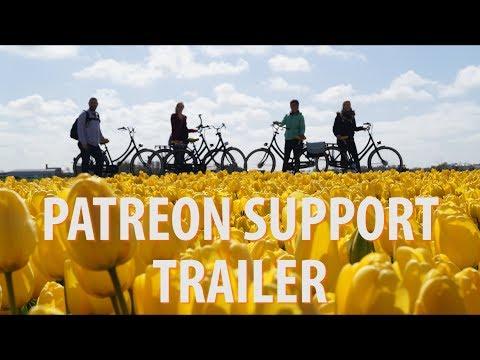 Amsterdam Calling Patreon Trailer- Join Our Team