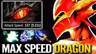Dragon Knight Best Build Hard Carry Dota 2 Raid Boss + DPS Dota 2 Strong Hero to play