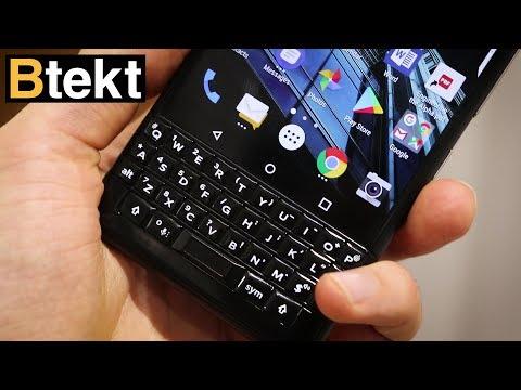 BlackBerry KEYone Black Edition: Why it