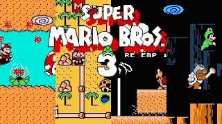 NEW Super Mario Bros. 3 Redemption [#2] • Super Mario Bros. 3 ROM Hack (Playthrough)