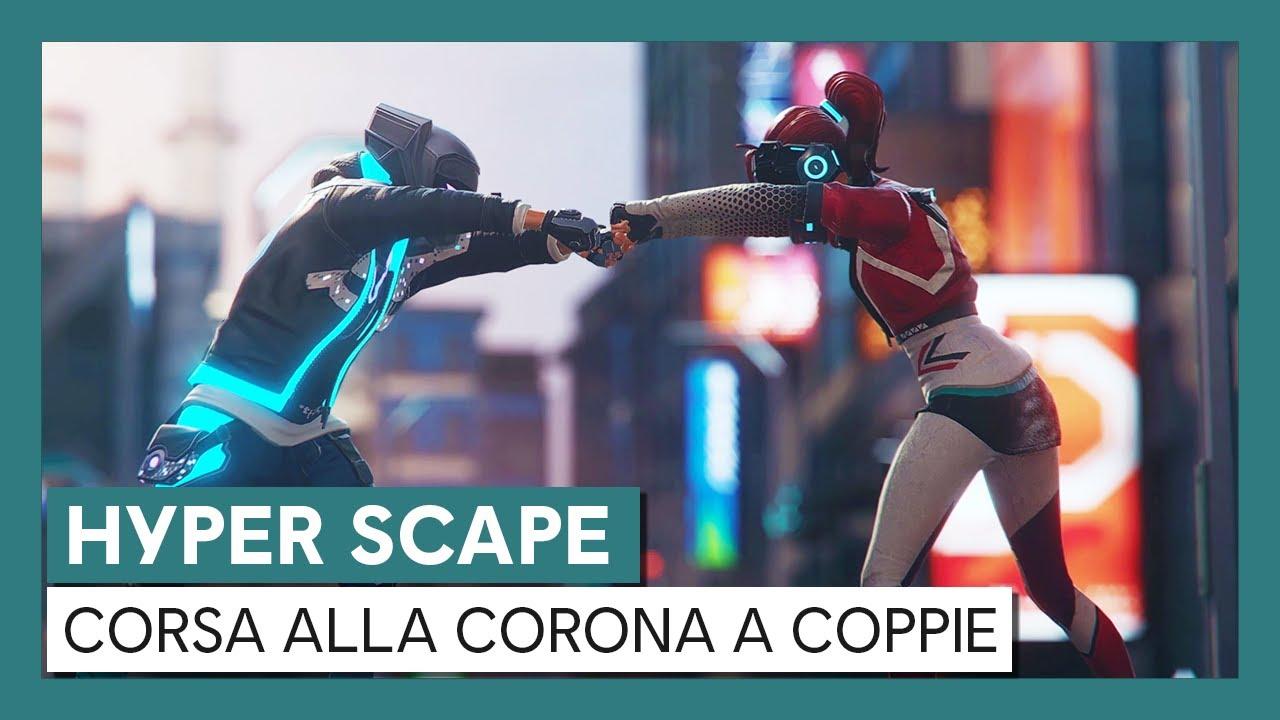 Hyper Scape: Trailer Modalità a Coppie