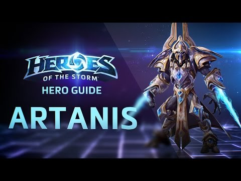 Artanis Ability Overview