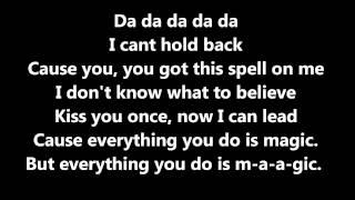 One Direction - Magic Lyrics