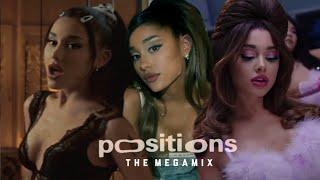 POSITIONS ALBUM MEGAMIX // Ariana Grande MASHUP