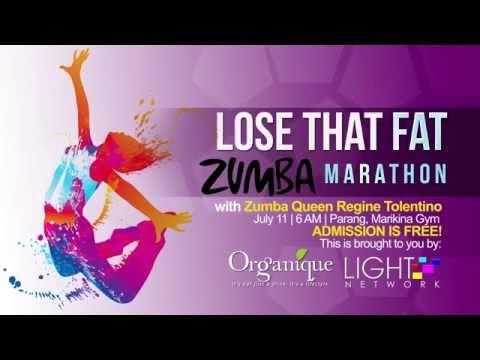 LOSE THAT FAT: LIGHT NETWORK ZUMBA MARATHON 3