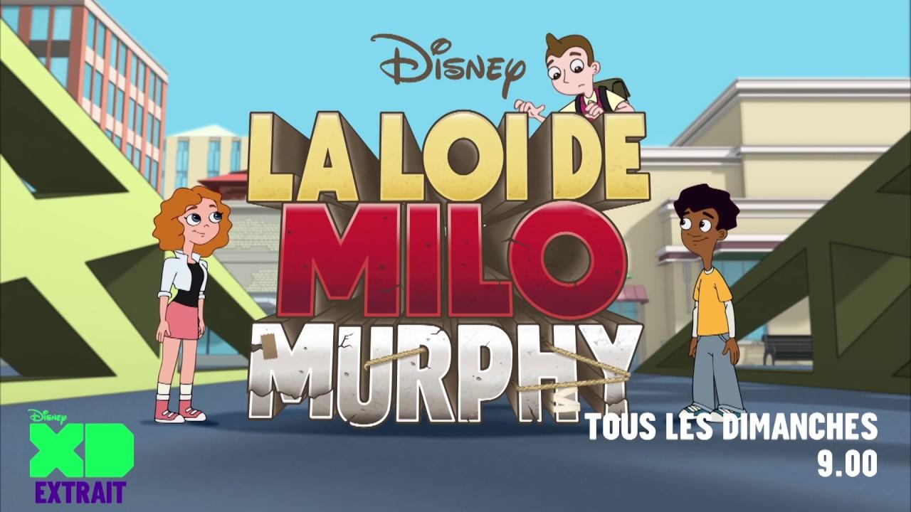La Loi De Milo Murphy Generique Youtube