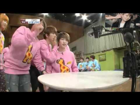 SHINees Onew sings BoAs Hurricane Venus