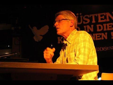 Ernst Wolff über Fassadendemokratie und das globale Finanzsystem