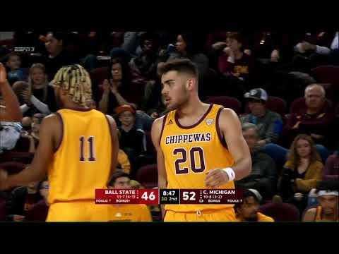 CMU Vs Ball State Recap