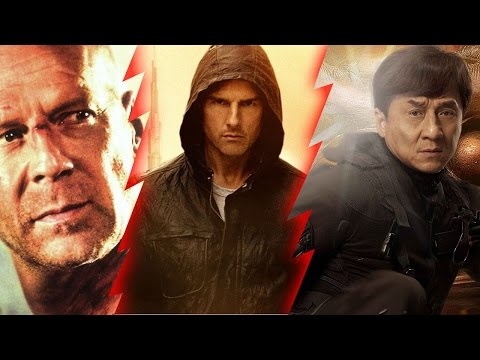 Top 10 Greatest Action Movie Stars of All Times