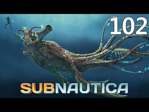 Subnautica [#102] WSZYSTKIE stworzenia SUBNAUTICI! 2/2