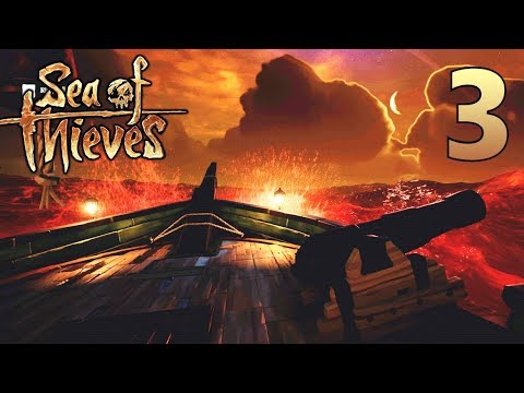 [3] The End Of The World!!! (Sea Of Thieves Gameplay PC)
