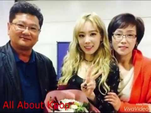 Kim Taeyeon family member