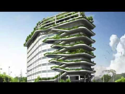Halden Zimmermann - Interesting Green Architecture Ideas