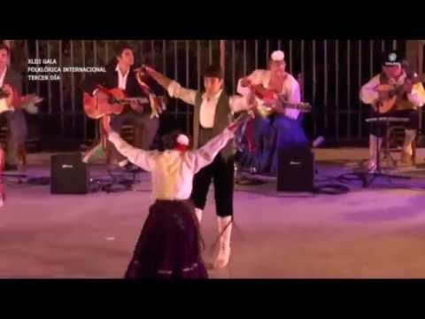Espectáculo de los Coros y Danzas de Ronda Gala Folklorica 2016