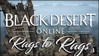Zapętlaj [BDO] Rags to Riches PART 3 - Levelling to 56 FAST | Dungeoneers