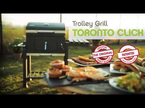 Tepro Holzkohlegrill Toronto Click 1161 : Kynast tischgrill Ø cm rauchfrei holzkohlegrill real