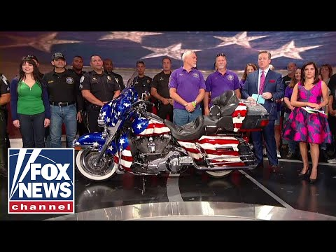 America's 911 Foundation donates motorcycle to 9/11 Museum