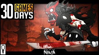Mark of the Ninja Impressions - MASTER OF STEALTH - 30 Games in 30 Days (13/30)