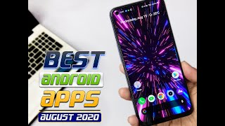 Must Have Best Android Apps - August 2020
