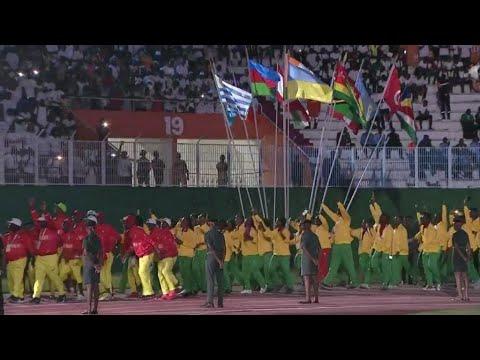 8ème Jeux de la Francophonie: quelque 4000 athlètes réunis à Abidjan