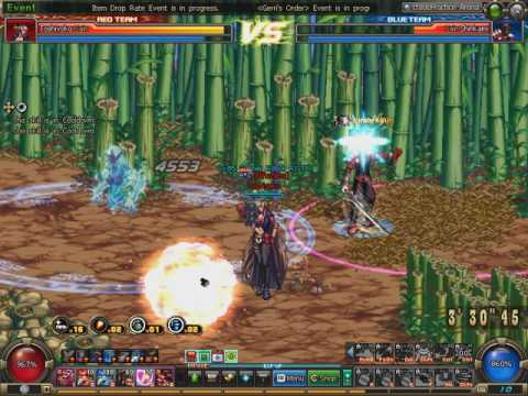 DFO F. Spitfire Build PVP 2016