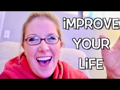 Improve YOUR LIFE Starting Now! | Vlogmas: Day 13 | Cullen & Katie