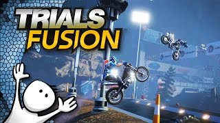 Mit dem Moped zu Basti und Fred | Trials Fusion - SpontRahm #011