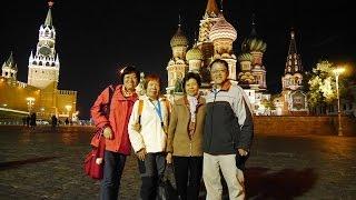 20151016俄羅斯10日遊第1日莫斯科紅場