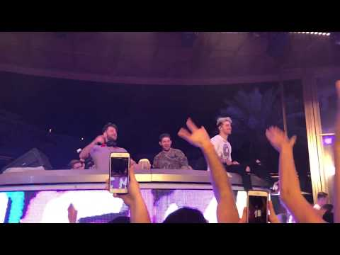 The Chainsmokers ft. Dillon Francis - Everybody (Backstreets Back)  XS Las Vegas - 1.13.18 Mp3