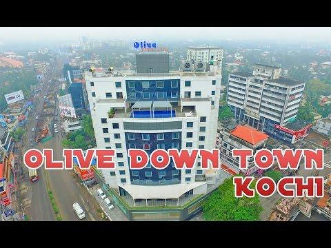 Hotel Olive Down Town Kadavantra Kochi