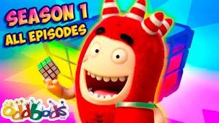 ODDBODS   Season 1 ALL EPISODES   Cartoon for Kids