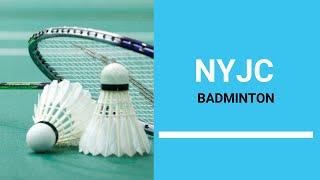 NYJC Badminton