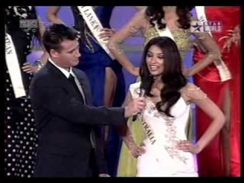 Miss World 2006 - Asia Pacific Zone Semifinalists
