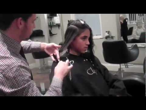 Rihanna haircut transformation