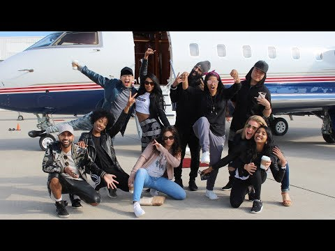 The Time We Partied On A Private Jet (Day 890)