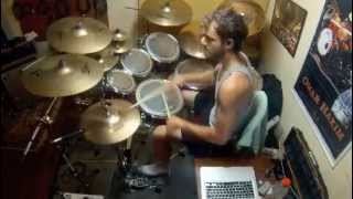 Metallica - Eye of the Beholder - Drum Cover Todd Moore