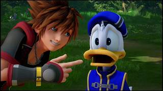 Kingdom Hearts 3 is a Disappointment