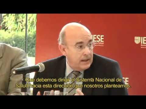 Boi Ruiz, Conseller de Sanitat de Cataluña y el gasto farmacéutico