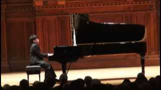 George Li plays Ravel La Valse