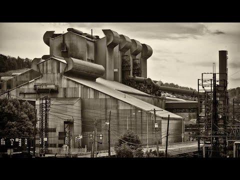 Weirton Steel Basic Oxygen Plant Demolition