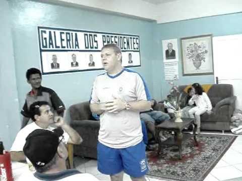 Rogério Pacheco - Sênior Gaspar X Colorado - 06/10/2012