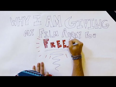 WHY I AM GIVING MY FILM AWAY FOR FREE // Leftcoast Life