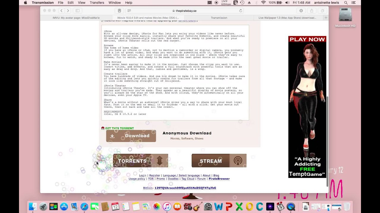 ilife 11 mac os x free download