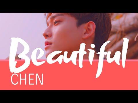 CHEN - Beautiful (아름다워) Lyrics (Heart 4 U OST) [HAN / ROM / ENG]